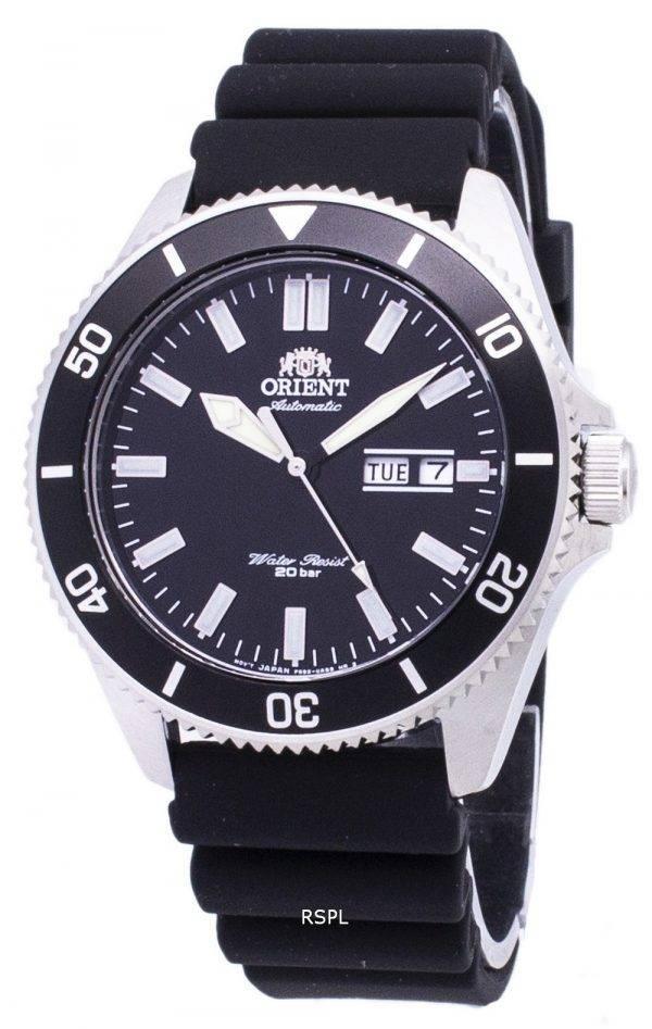 Orient Watch Mako III RA-AA0010B19B automatique 200M hommes