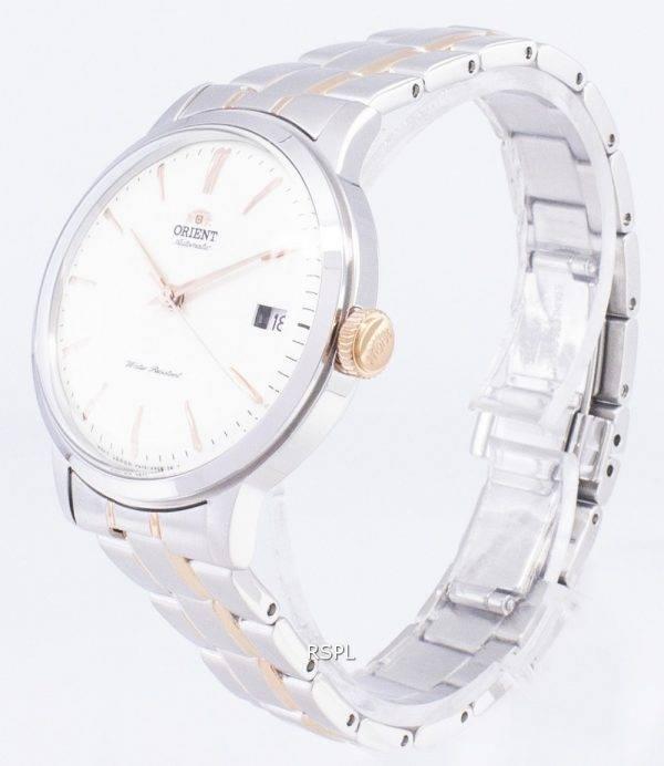 Orienter le Bambino RA-AC0008S10B automatique Women Watch