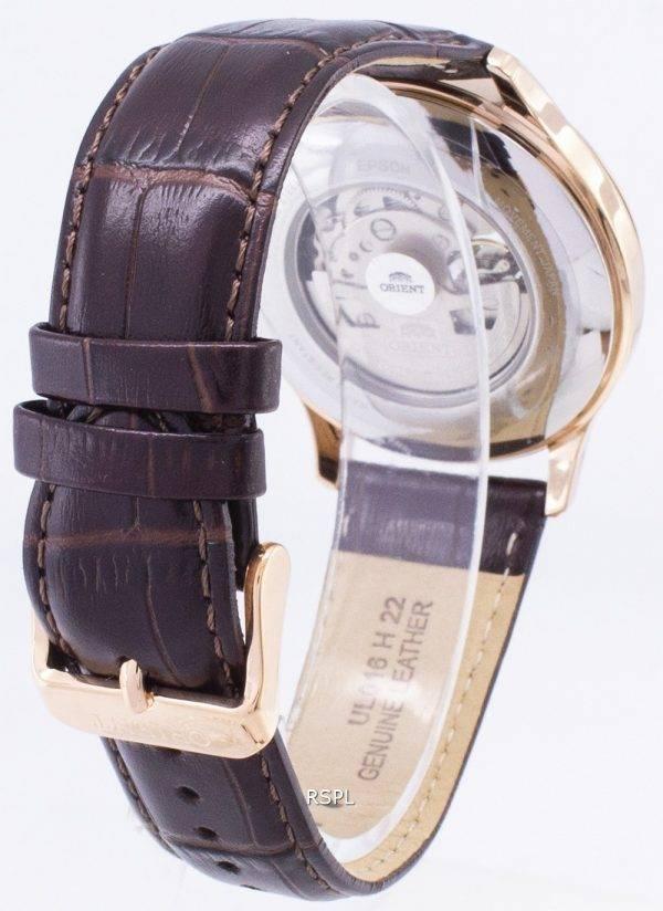 Orienter la montre Version envoyé 2 RA-AG0012S10A coeur ouvert automatique homme