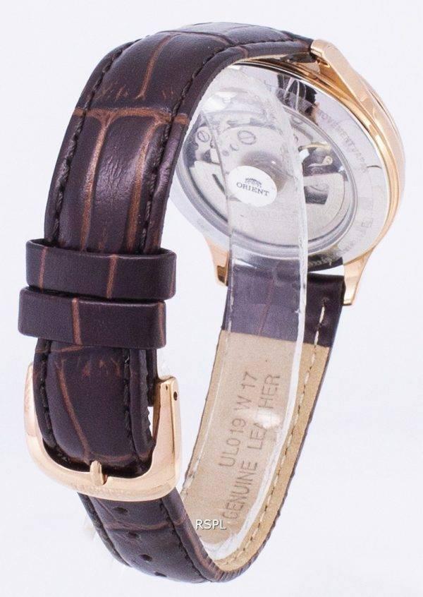 Orient automatique RA-AG0017Y10B Dimond Accents Women Watch
