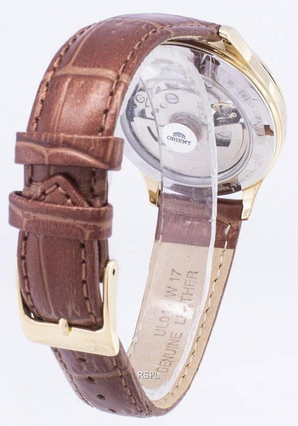 Orient montre automatique féminin élégant RA-AG0024S10B