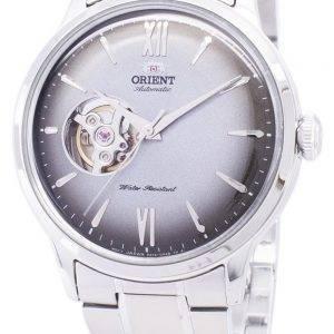 Orient classique Bambino RA-AG0029N10B cœur ouvert montre homme