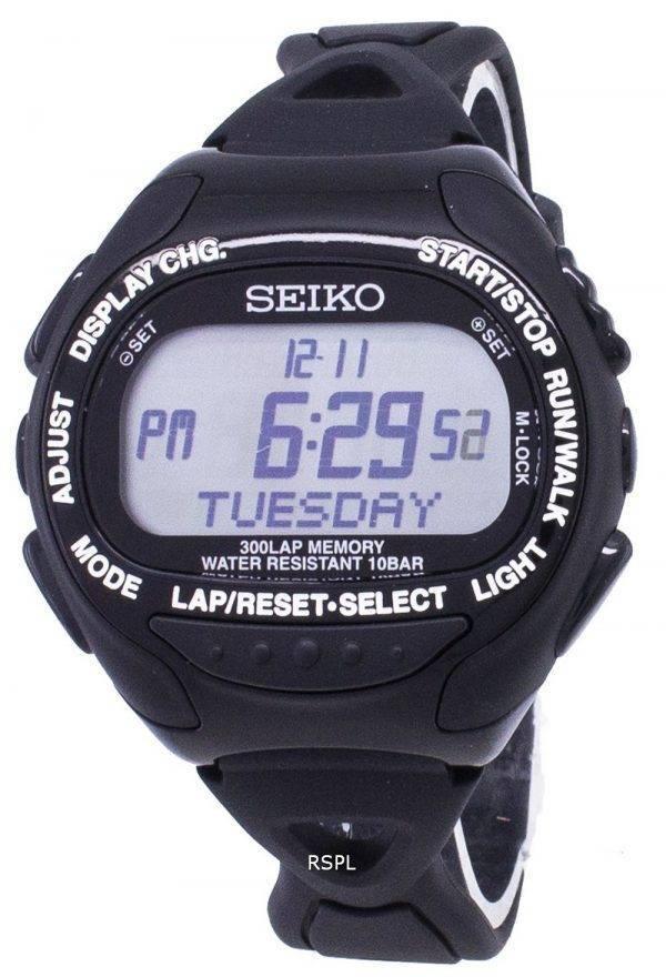 Montre Seiko Prospex SBDH015 coureurs Super chronographe Quartz homme