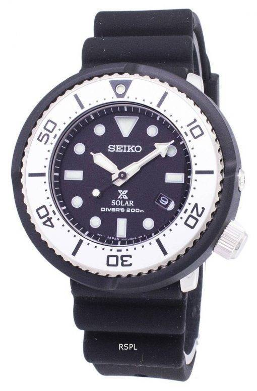 Seiko Prospex SBDN047 Scuba Diver 200M solaire montre homme