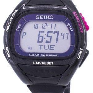 Seiko Prospex SBEF001 Runner Super Lap Memory solaire montre homme