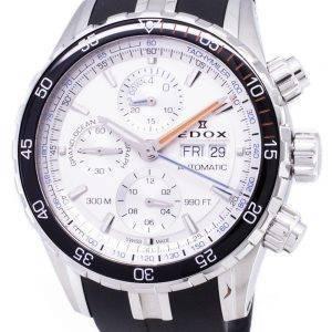 Edox Grand Ocean 011233ORCAABUN 01123 3ORCA ABUN chronographe 300M montre homme