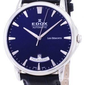 Edox Les Bemonts 830153BUIN 3 83015 montre BUIN automatique homme