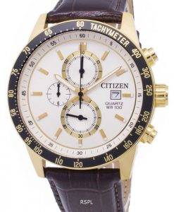 Montre Citizen Chronograph AN3602-02 a tachymètre Quartz homme