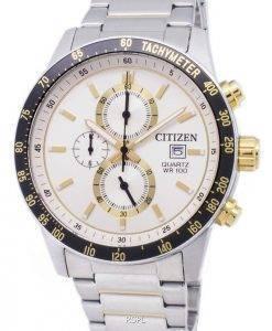 Montre Citizen Chronograph AN3604-58 a tachymètre Quartz homme