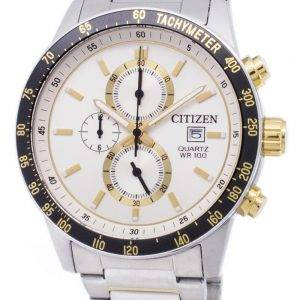 Montre Citizen Chronograph AN3604-58 a tachymètre Quartz homme