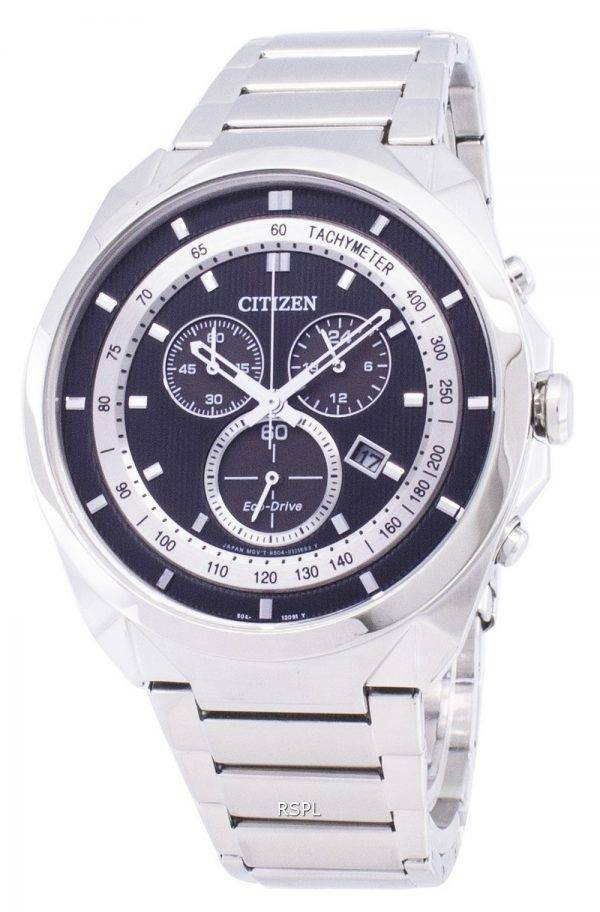 Montre Citizen Eco-Drive AT2150-51f chronographe hommes