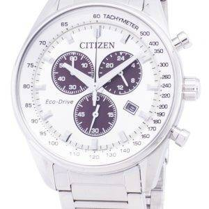 Montre Citizen Eco-Drive AT2390-82 a chronographe hommes