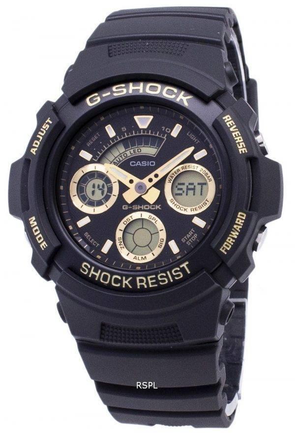 Les modèles de couleur spéciale de Casio G-Shock AW-591GBX-1 a 9 Analog Digital 200M Watch hommes