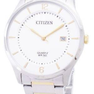 Citizen BD0048-80 a Quartz analogique montre homme