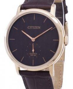 Montre Citizen Quartz BE9173-07 X analogique masculine