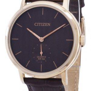 Montre Citizen Quartz BE9173-07 X analogique masculine