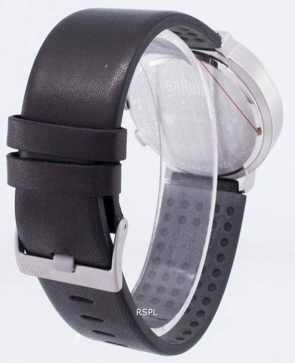 Montre Braun BN0035WHBKG classique chronographe Quartz homme