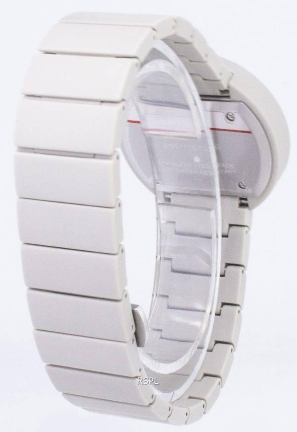 Montre unisexe Quartz analogique classique BN0171GYGYG de Braun