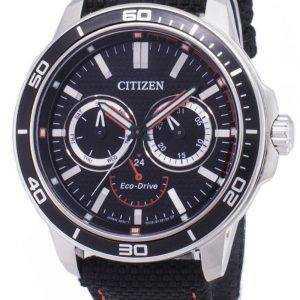 Citizen Eco-Drive BU2040-05f Power Reserve analogique montre homme