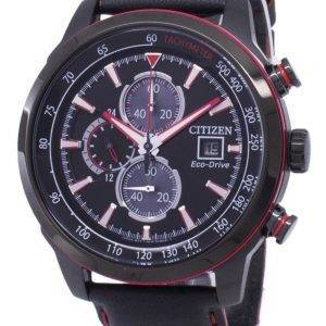 Citizen Eco-Drive CA0576-08f tachymètre analogique montre homme