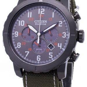 Citizen Eco-Drive CA4098 - 14H chronographe analogique montre homme