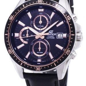 Casio Edifice ef-S565L-1AV EFRS565L-1AV chronographe analogique montre homme