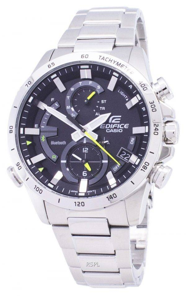 Casio Edifice EQB-900D-1 a Solar Bluetooth analogique montre homme