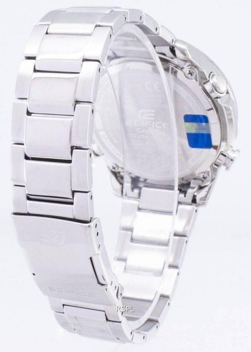 Casio Edifice EQB-900D-1 a Solar Bluetooth analogique montre homme