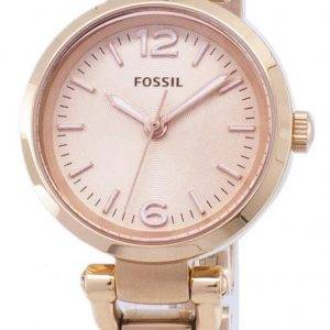 Fossiles montre Mini Georgia Rose-Tone ES3268 féminin