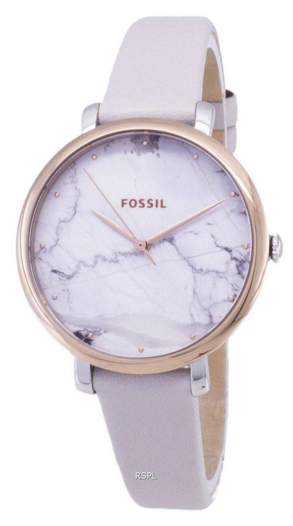 Fossiles Jacqueline ES4377 Quartz analogique Women Watch