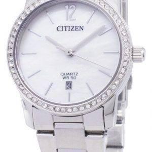 Montre Citizen EU6030 - 81d Quartz analogique féminin