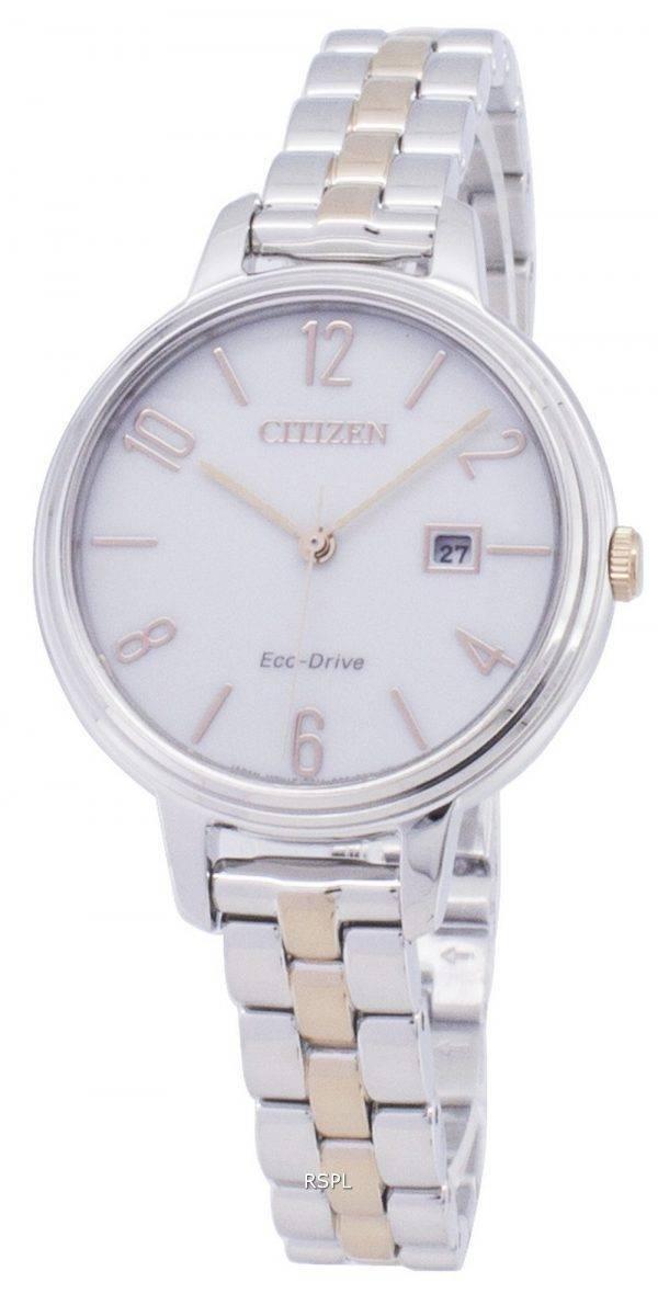 Montre Citizen Eco-Drive EW2446-81 a analogique féminin