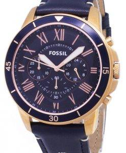 Fossiles subvention Sport Chronographe Quartz FS5237 montre homme