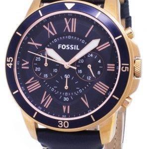 Fossiles subvention Sport Chronographe Quartz FS5237 montre homme