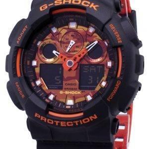 Casio G-Shock GA-100BR-1 a GA100BR-1-a Analog Digital 200M Watch hommes