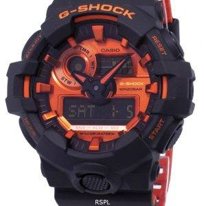 Casio G-Shock GA-700BR-1 a GA700BR-1 a illuminateur Quartz analogique Digital 200M Watch hommes