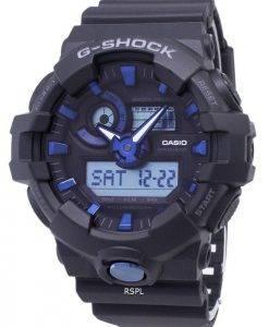 Casio G-Shock GA-710-1 a 2 illuminateur analogique numérique 200M Watch hommes