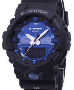 Casio G-Shock GA-810MMB-1 a 2 GA810MMB-1 a 2 illuminateur analogique numérique 200M Watch hommes