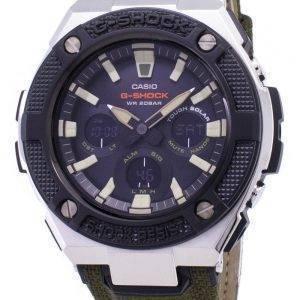Casio G-Shock TPS-S330AC-3 a GSTS330AC-3 a Neon illuminateur analogique numérique 200M Watch hommes