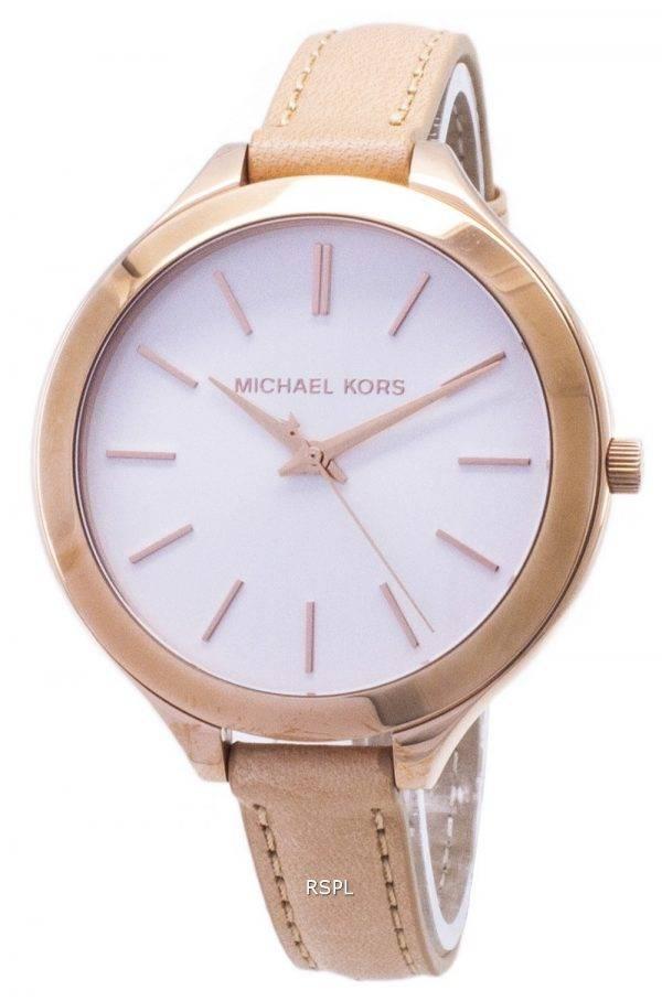 Michael Kors piste Montre or rose MK2284 femmes