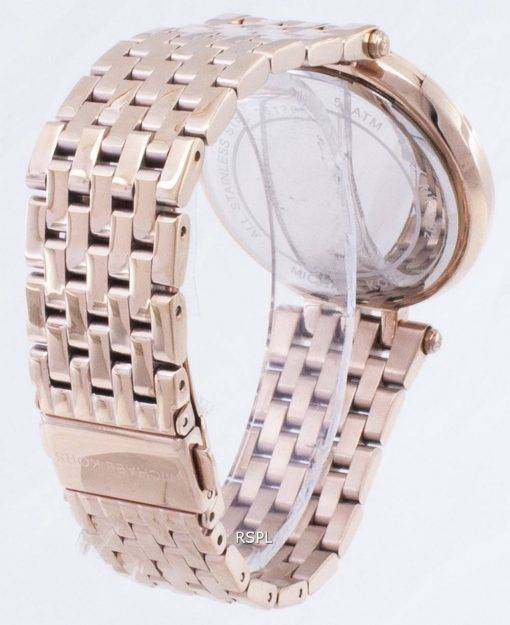 Montre Michael Kors Darci cristal embellies Bezel MK3192 femmes