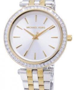 Montre Michael Kors Mini Darci deux ton cristaux MK3405 féminin