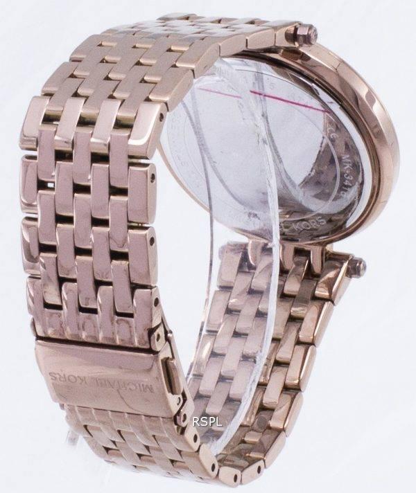 Michael Kors Darci Pave montre Quartz MK3416 féminin