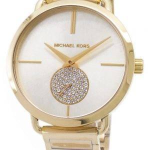 Montre Michael Kors Portia diamant Accent Quartz MK3639 féminin
