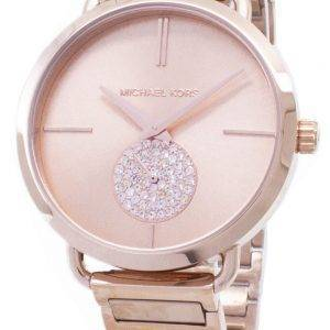 Montre Michael Kors Portia diamant Accent Quartz MK3640 féminin