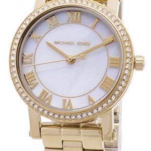 Montre Michael Kors Petite Norie Quartz diamant Accent MK3682 féminin