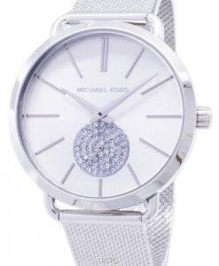 Montre Michael Kors Portia Quartz diamant Accent MK3843 féminin