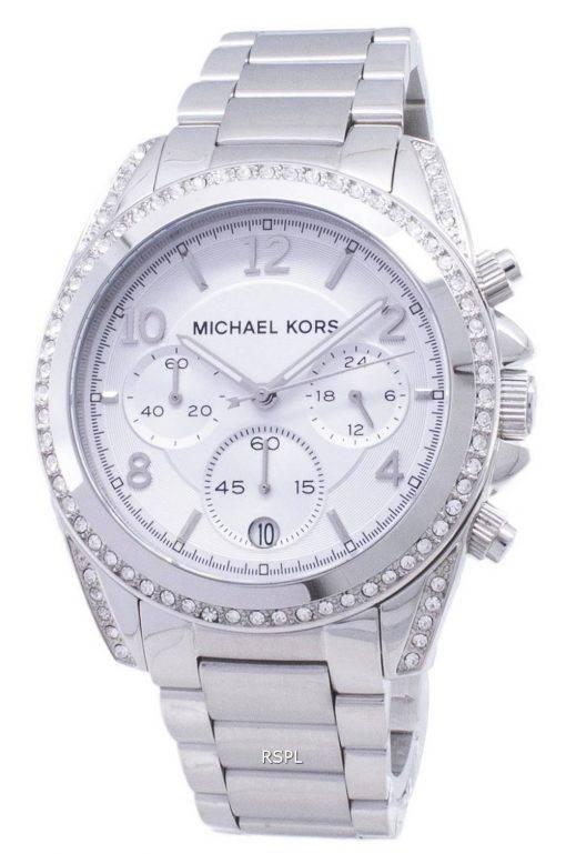 Montre Michael Kors chronographe Crystal MK5165 féminin