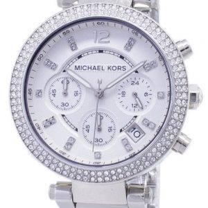 Montre Michael Kors Parker cristaux chronographe MK5353 féminin