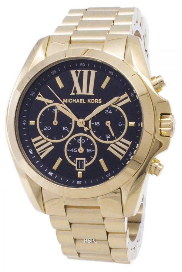 Montre Michael Kors chronographe Bradshaw MK5739 féminin